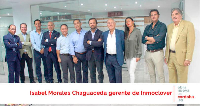Entrevista a Isabel Morales Chaguaceda gerente de Inmoclover