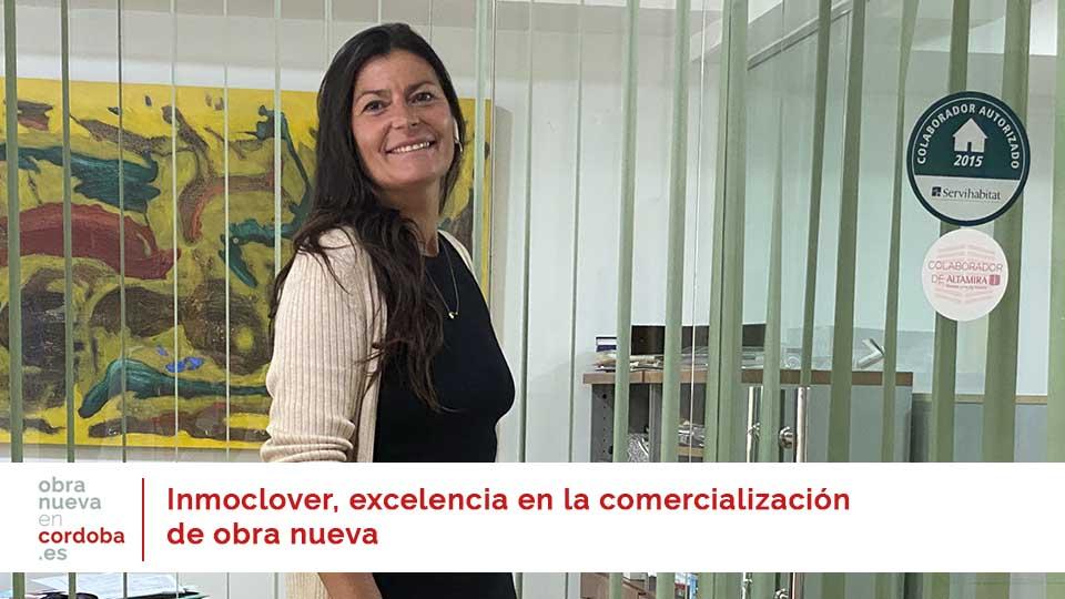 Completa entrevista a Inmoclover (Isabel Morales) en obranuevaencordoba.es